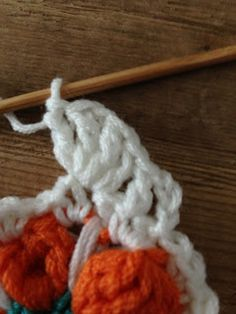 Annoo's Crochet World: Spring Flower Granny Free Pattern