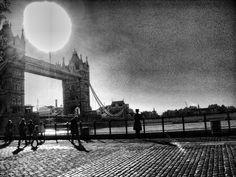 London bridge has something that is breathtaking always. I can get enough!