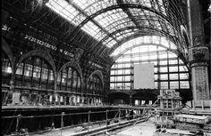 Gare d'Orsay   Victor Laloux Construction de la gare d'Orsay