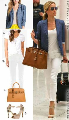 look para viajar, bolso,zapatos, conjunto