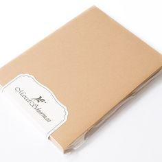 Harvest Envelopes (for Correspondence Cards) (Set of 10)