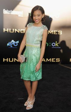 Amandla Stenberg from 'Hunger Games' Responds to Racist Tweet Scandal