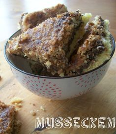 Kreativfieber Leckerschmecker: Unser einfaches Nussecken Rezept mit Nutella. Weihnachtsplätzchen, fertig in 30 Minuten! Post aus meiner Küche Teil 1.