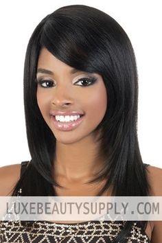Luxe Beauty Supply - Beshe Remi Human Hair Wig - Chic,  (http://www.lhboutique.com/beshe-remi-human-hair-wig-chic/) #wigs #HairWigs #HumanFullWigs #LaceFrontWigs #LuxeBeautySupply