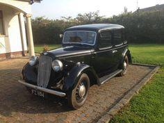 Austin 10 Cambridge Saloon (1938)