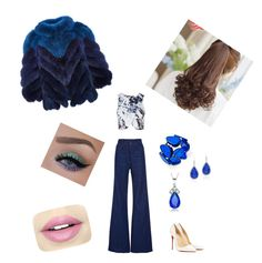 """""""Perfection """" by flavieflamant ❤ liked on Polyvore featuring Natasha Zinko, Topshop, Christian Louboutin, J. Mendel, Pin Show, Style & Co., Collette Z and Fiebiger"""