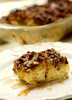 2013 Christmas Baked French Toast, Baked French Toast Casserole Recipe. 2013 Christmas Food Ideas