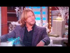 Craig Wayne Boyd on Ellen TV show 12/22/14 - YouTube