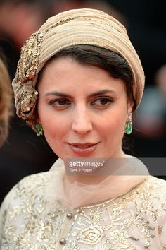 Jury member Leila Hatami attends the Opening ceremony and the 'Grace of Monaco' Premiere during the 67th Annual Cannes Film Festival on May 14, 2014 in Cannes, France.