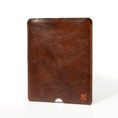Ipad 2 and Retina Custodia in cuoio a busta vera di TuscanLeather, €82.00
