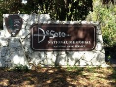 Desoto National Park, Bradenton - State by State Travel