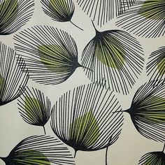 Wow just found this stunning retro leaf vinyl! Gonna try to turn it into some tote bags tonight in time for our stall tomorrow at Wow just found this stunning retro leaf vinyl! Gonna try to turn it into some tote bags tonight in time Inspiration Art, Art Inspo, Surface Pattern Design, Pattern Art, Pattern Drawing, Vintage Pattern Design, Pattern Painting, Textures Patterns, Print Patterns