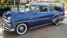 1952 Chevrolet Styleline Deluxe Bel Air Maintenance/restoration of old/vintage vehicles: the material for new cogs/casters/gears/pads could be cast polyamide which I (Cast polyamide) can produce. My contact: tatjana.alic@windowslive.com