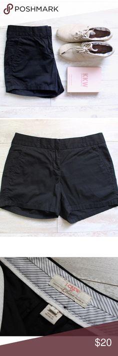 J Crew Chino Shorts⭐️ J Crew Chino Short, size 2, EUC, measurements laying flat waist 16' rise 9' inseam 4'⭐️ J. Crew Shorts