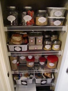 Great pantry organization ideas from Kendall @ Keeping up with the Jonses