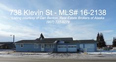 738 Klevin Street - Home for Sale in Russian Jack, Anchorage, AK 99508 Real Estate Broker, Alaska, Street, Home, Ad Home, Homes, Walkway, Haus, Houses