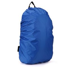 744a70d99 35L Solid Color Backpack Rain Cover Rain Resist Cover Mountaineering Bag  Backpack Hiking Camping Waterproof Bag Cover 8Colors Review