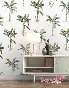 Adhesive Wall Art toucan wallpaper - removable wallpapers - toucan birds floral