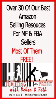 Amazon Resources - Over 30 of our best Amazon Selling Resources... most of them FREE!