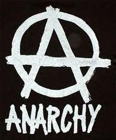 Anarchy- the fighting of citizens against the ruling the government or rulers. I guess our people are tired of being bossed around.