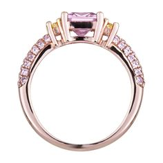 If you do decide to by a rose gold engagement ring, you will already have narrowed down the number of rings that you have to choose from by quite some margin. However, you will also need to think about the style of ring that you want – a simple band, a ring with a single diamond, a ring with multiple jewels of different colours.  Click Here: http://diamondpromisering.net/rose-gold-promise-rings/