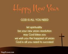 religious happy new year wishes