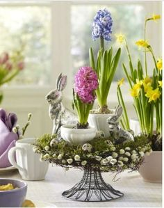 Easter Centerpieces Ideas 13