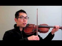 I'm a little monkey (violin) Suzuki Violin Pre-Twinkle