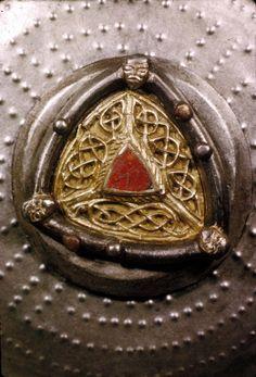 Ninian's Isle Treasure - Bowl 6 Detail, Scotland, ca. Ancient Artefacts, Anglo Saxon, Picts, Gold Coins, Roman Empire, Good Old, Photo Library, Circles, Museum