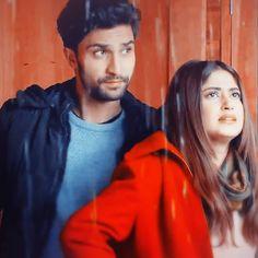 Pakistani Girl, Pakistani Dramas, Pakistani Outfits, Cute Couples Goals, Couple Goals, Sajal Ali, Handsome Actors, Celebs, Celebrities
