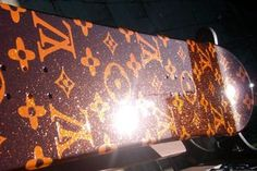 louis vuitton snowboard by magaggie