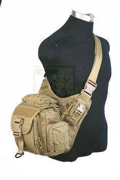 Shark Gear 70006011 Fatboy Bag, 900D (discontinued) Army Surplus, Bullets, Tactical Gear, Military Fashion, Sling Backpack, Gears, Cool Things To Buy, Survival, Backpacks