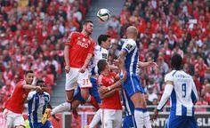 Apito Final | Final Whistle | Pitido Final #SLBenfica 0-0 FC Porto. #SLBFCP #SejaOndeFor #CarregaBenfica