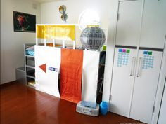 IKEA Hackers: Kura bed hack makeover from deep sea to outer space
