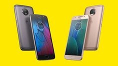 Moto Unveiled Moto G5s & Moto G5s Plus with Dual Camera Setup