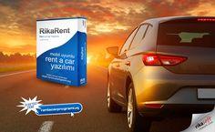 Araçlarınızın durumunu ve muhasebesini görmek çok net. 😍 #RikaRent Şimdi Ücretsiz Dene: www.rentacarprogrami.org 👍