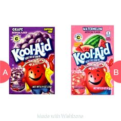 Grape or watermelon? Click here to vote @ http://getwishboneapp.com/share/2393103