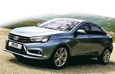 ZUH SIDOR - BLOG TRANSPORTOWY I MOTORYZACYJNY: Lada Vesta - rosyjski produkt 2015 roku niedługo w...