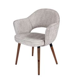 Butaca SC SAARINEN Sillon Egg, Apartment Living, Living Room, Chair Design, Furniture Decor, Accent Chairs, Armchair, Dining Chairs, Interior Design