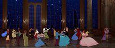 The Twelve Dancing Princesses!