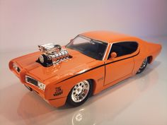 1/24 Pontiac GTO - Jada