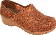 Sanita Clogs Professional Gwenore - Brown - Free Shipping & Return Shipping - Shoebuy.com