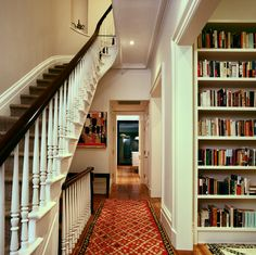 I need one of these staircases in my future house. It's just so elegantly simple.