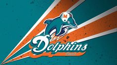 Miami Dolphins Flag with Star and Stripe 3 x 5 FT Banner 100D Polyester Flight Flag Brass Free 03