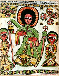 Ethiopian+Icons+Jesus | ... Art | African : Transfiguration-of-Jesus-Ethiopian-Magic-Scrolls