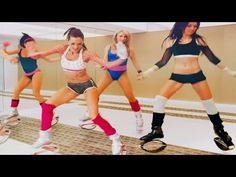 Best Kangoo Jumps Music Playlist Fitness Workout 2017 Aerobics Zumba Training 1 Hour - YouTube