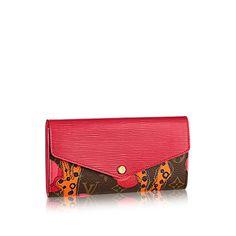 LV Sarah Wallet – CHICS – Beautiful Handbags & Accessories