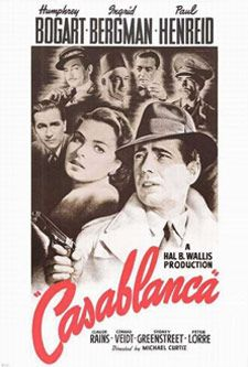 Casablanca is now playing at select Celebration! Cinema theaters for our Celebrating the Classics!  Visit our site for more info #celebratingclassics #celebrationcinema