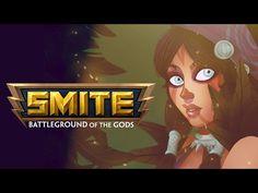 SMITE - The Morrigan, Phantom Queen Character Trailer (Official) - http://gamesitereviews.com/smite-the-morrigan-phantom-queen-character-trailer-official/