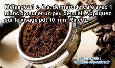 Voici une astuce beauté à base de marc de café pour fabriquer son propre masque tenseur fait maison et qui ne coûte pas un rond. Découvrez l'astuce ici : http://www.comment-economiser.fr/masque-tenseur-fait-maison-avec-du-marc-de-cafe.html?utm_content=bufferac151&utm_medium=social&utm_source=pinterest.com&utm_campaign=buffer